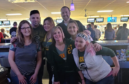 Come bowl with us at Root River Center!