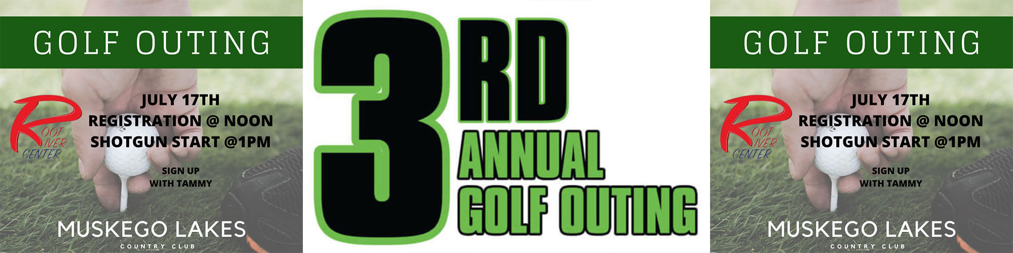 3rd Anual Golf Outing - 2021